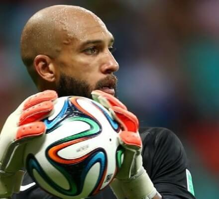 Tim Howard ecommerce