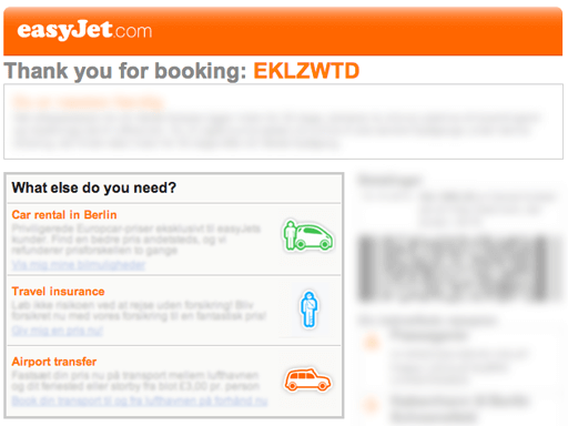 order-confirmation-page-2-easyjet-email-cross-sell